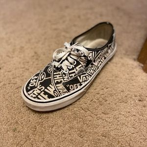Vans Original Low-Cut Shoes